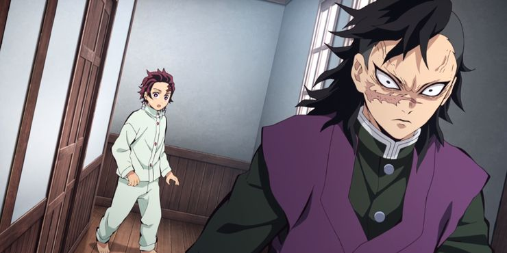 Kimetsu No Yaiba 10 Things Fans Get Wrong About Genya Cbr Waking up with no idea of where he was leo wandered. kimetsu no yaiba 10 things fans get