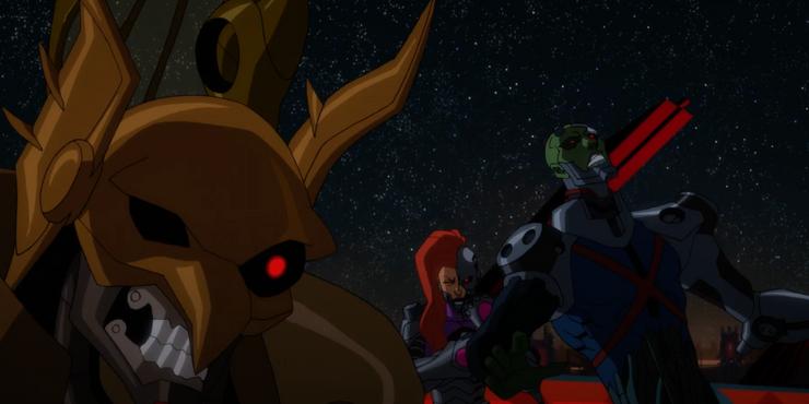 Justice League Dark Apokolips War Dramatically Changes Darkseid S Furies