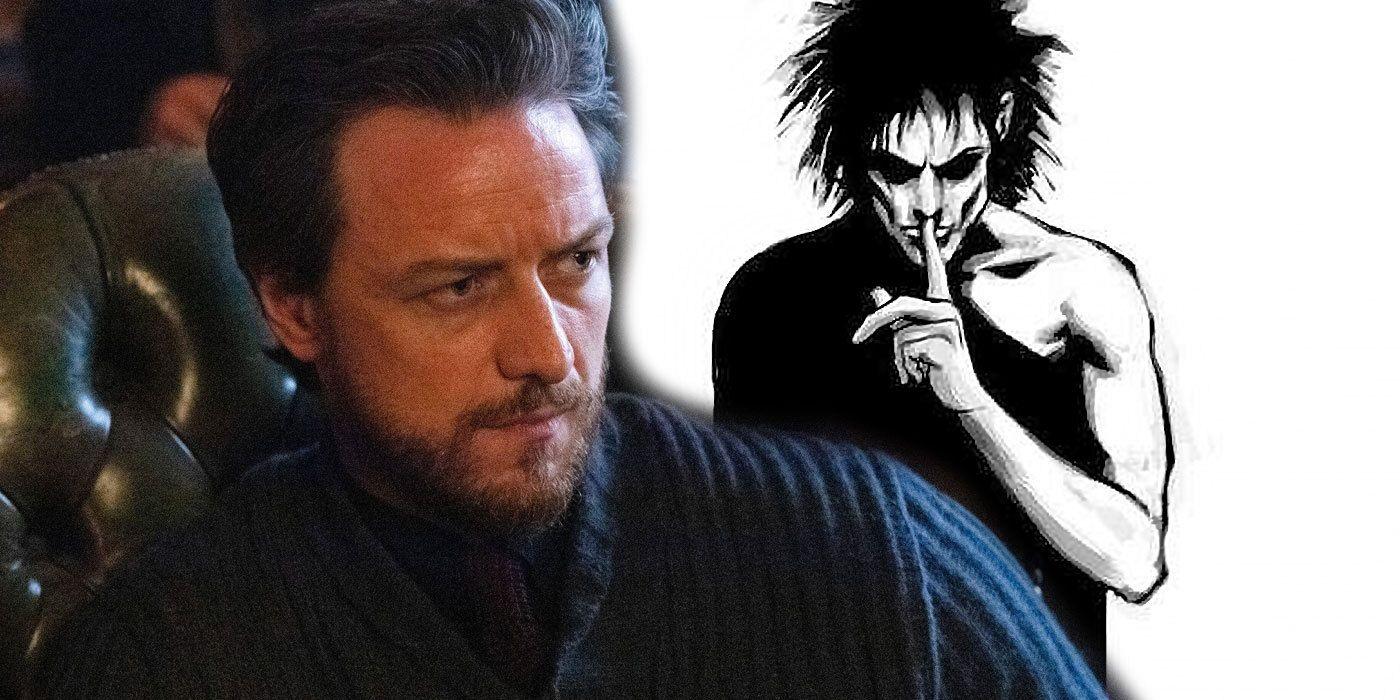 The Sandman: James McAvoy on Playing Morpheus in the Audio Drama