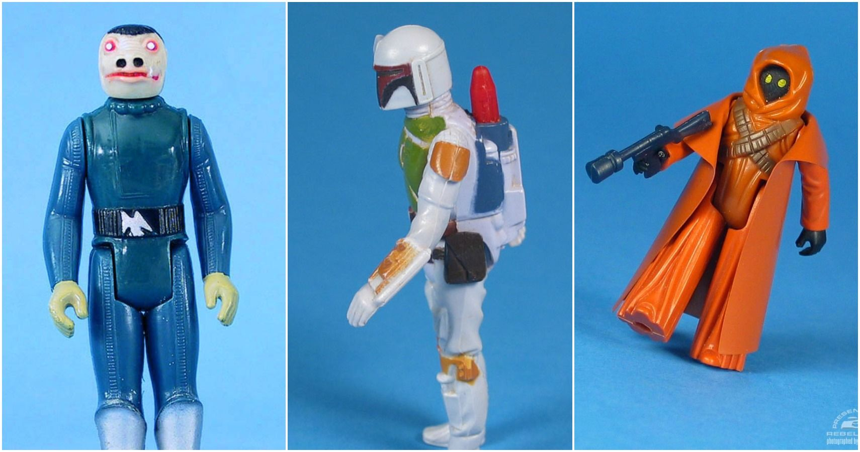 Star Wars The 10 Rarest Toys How Much They Cost Cbr