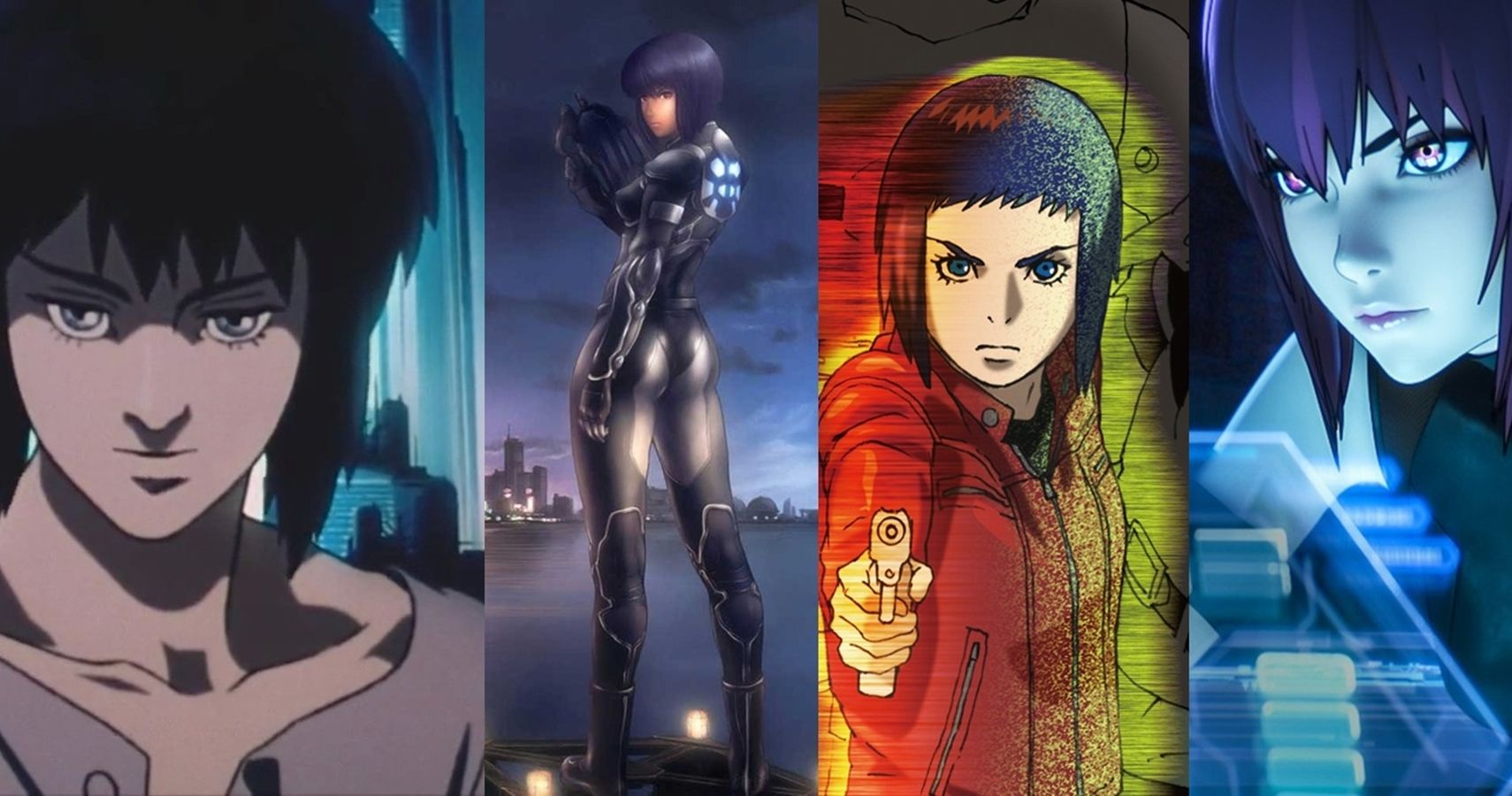 Ghost In The Shell The 10 Most Confusing Things About The Franchise Finally Explained