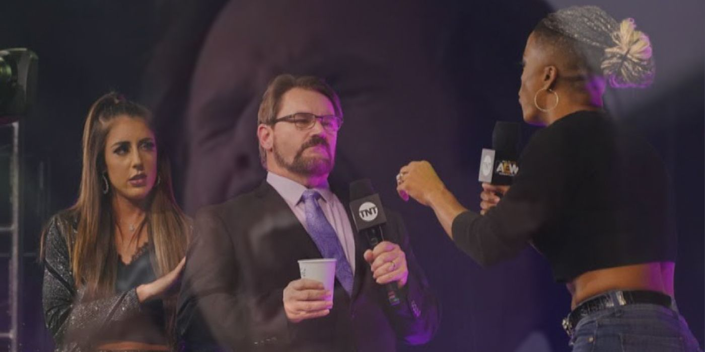 AEW: [SPOILER] Had One Thing in Common With Ron Burgundy on Dynamite