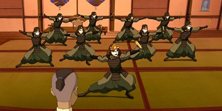 Avatar: The Last Airbender - 10 Hidden Details About the Kyoshi Warriors  You Missed