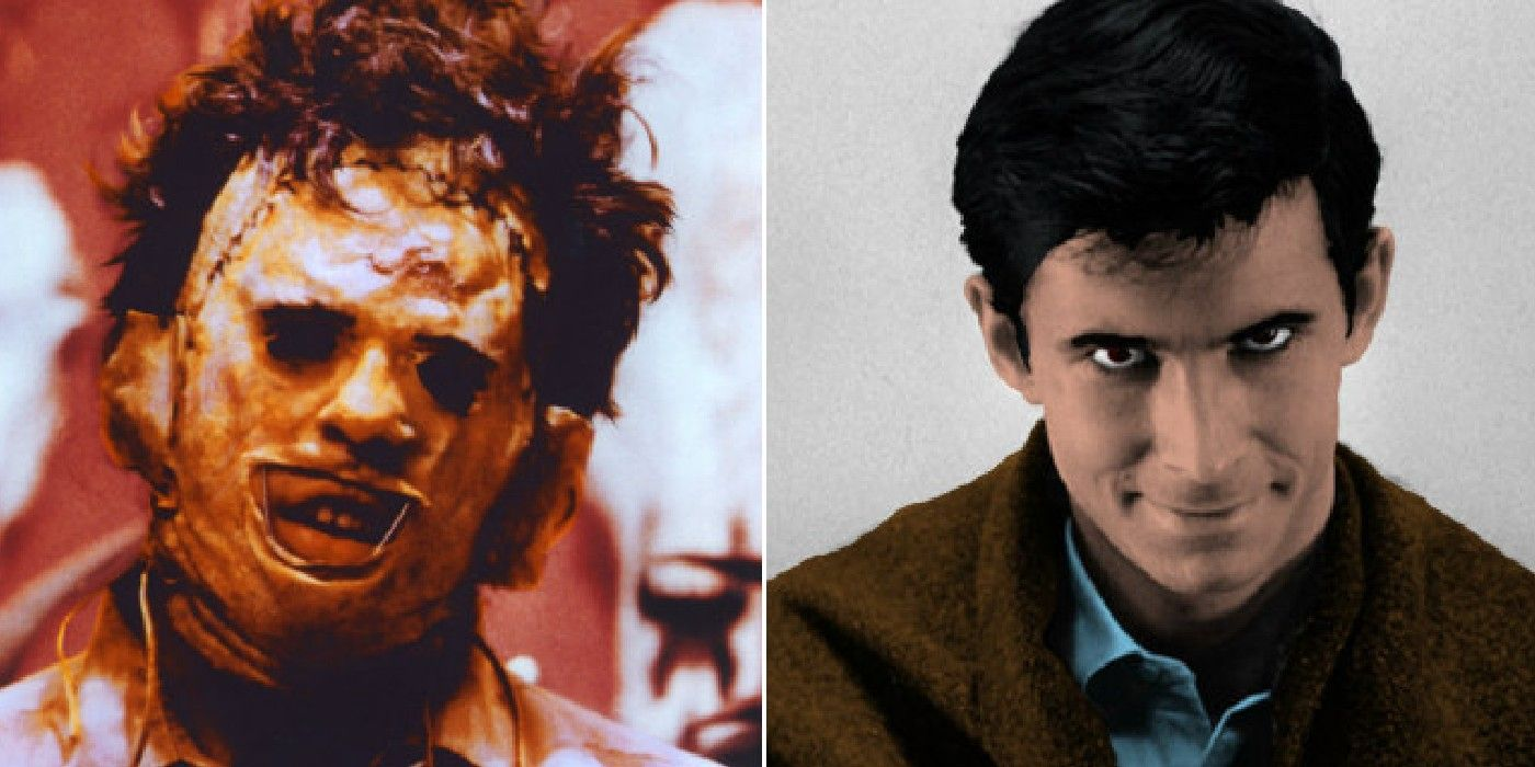 Psycho and Texas Chainsaw Massacre's Different Takes on the Same Killer