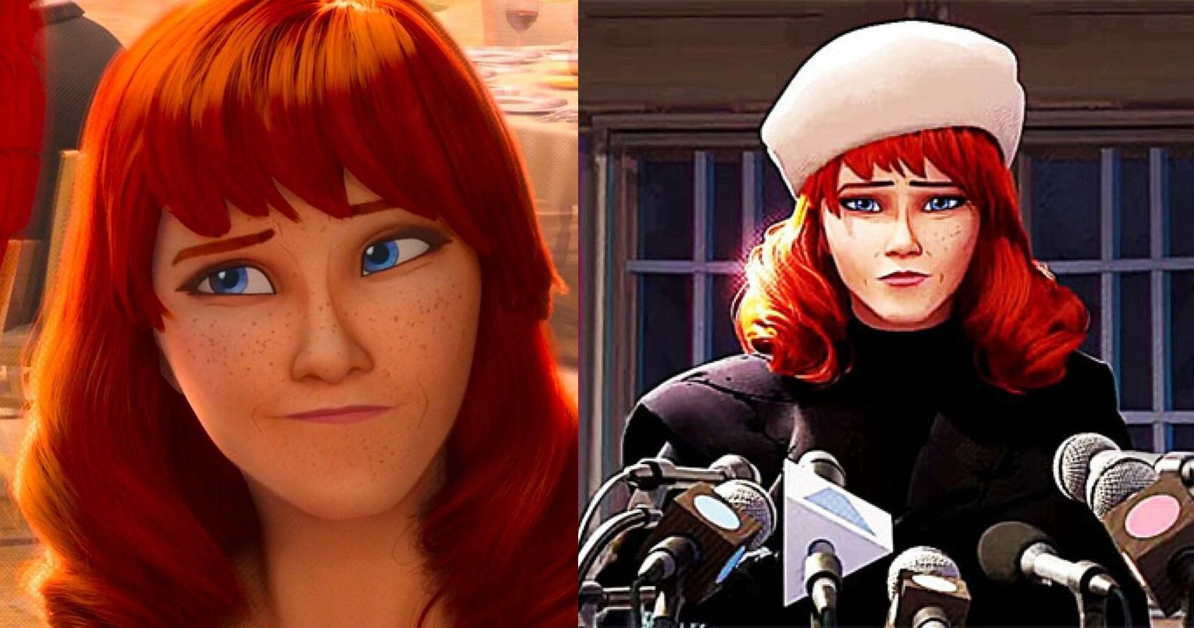 Spider Man 10 Things You Missed About Mary Jane From Into The Spider Verse