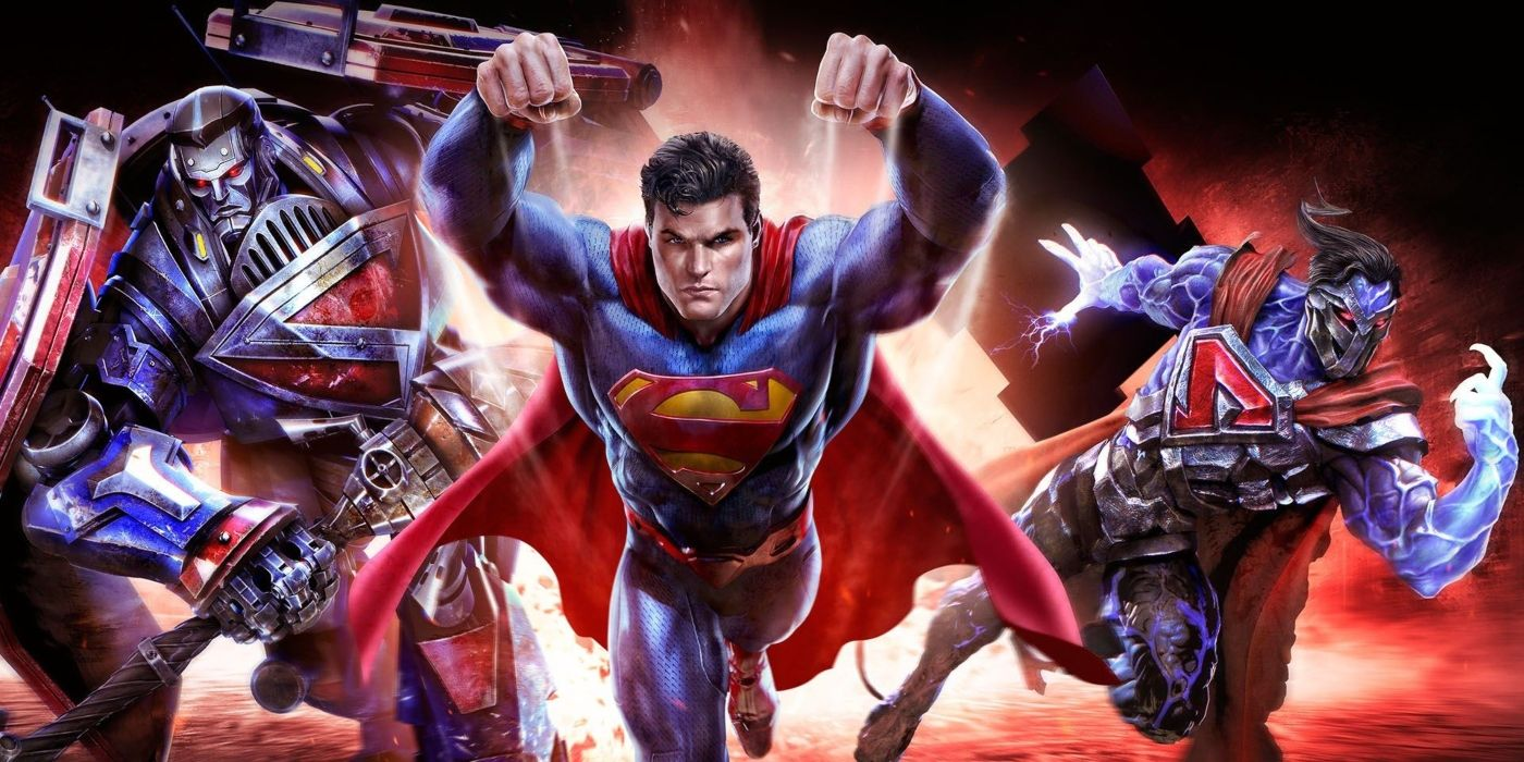 Nightmare Superman: The Scariest Superman Is NOT from Comics