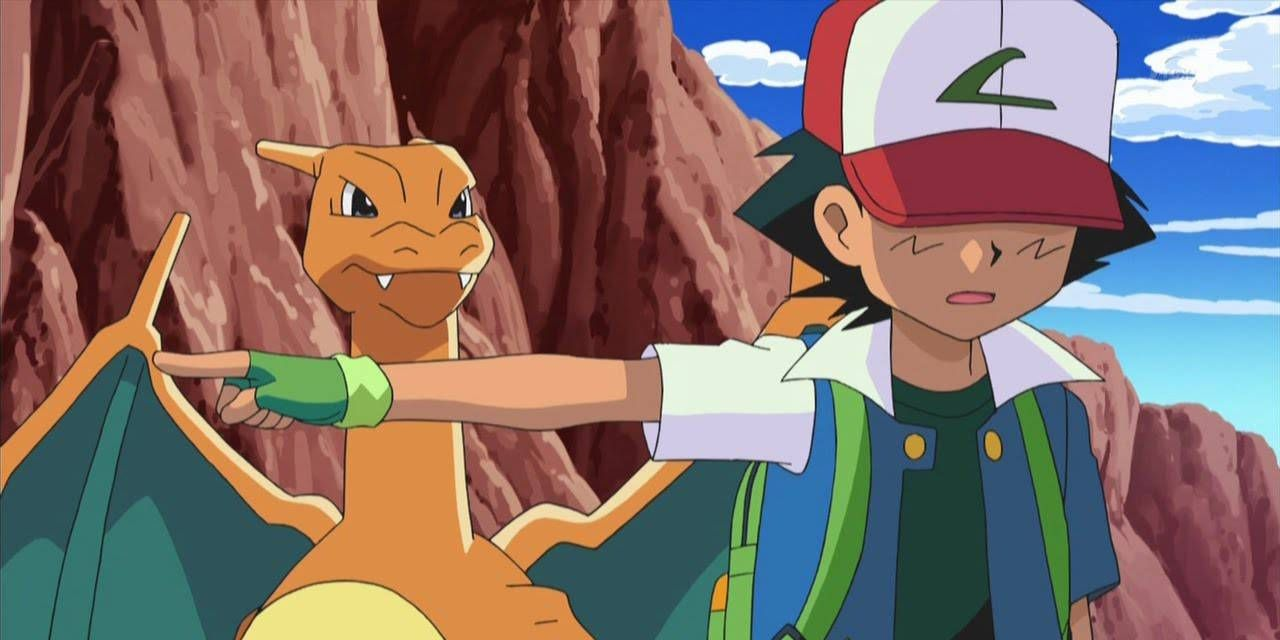 Pokemon: How Ash Was Reunited With His Rebellious Charizard