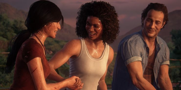 Naughty Dog Needs To Keep Exploring Uncharted Territory Cbr