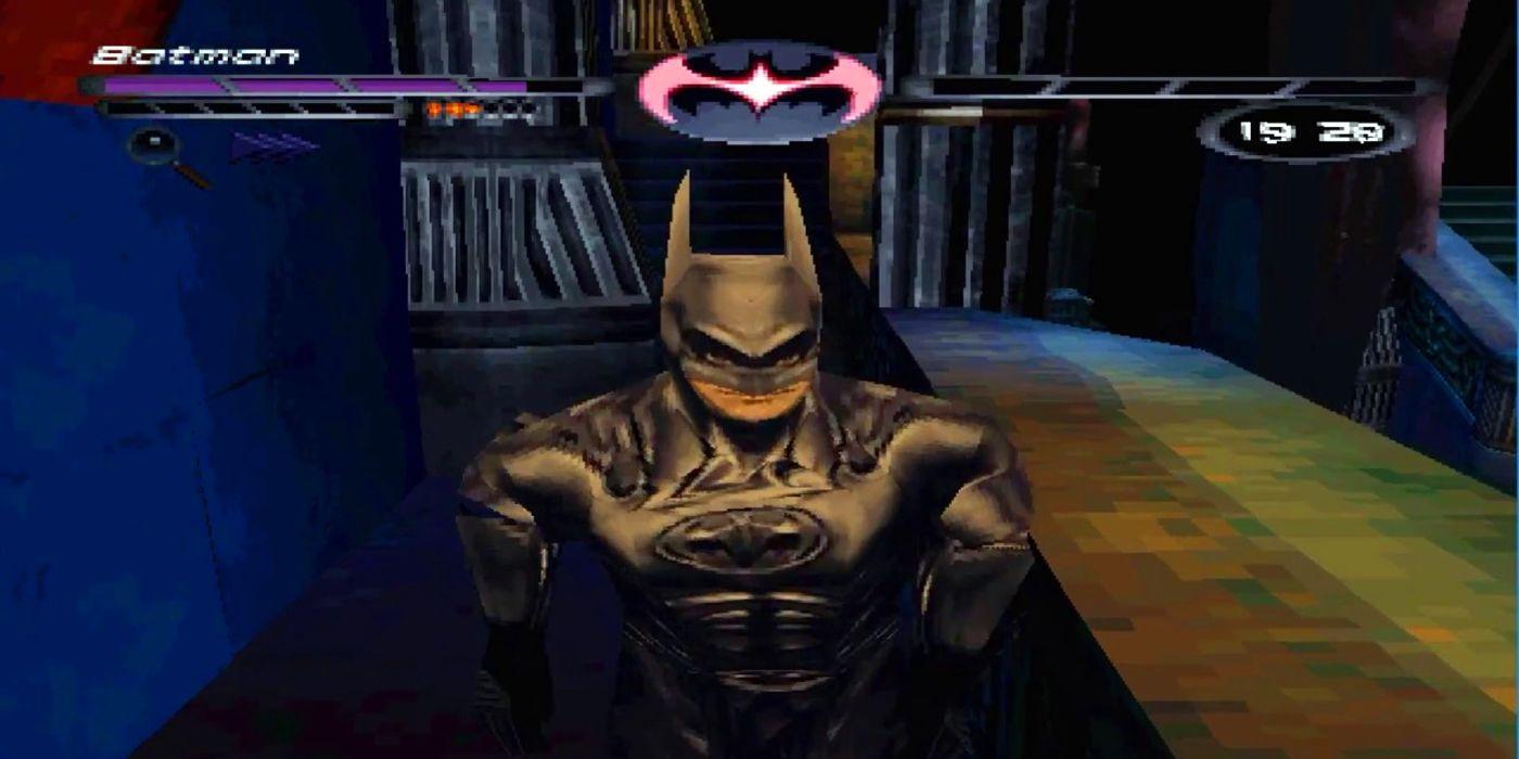 Batman & Robin Is Still the Worst Batman GAME Too