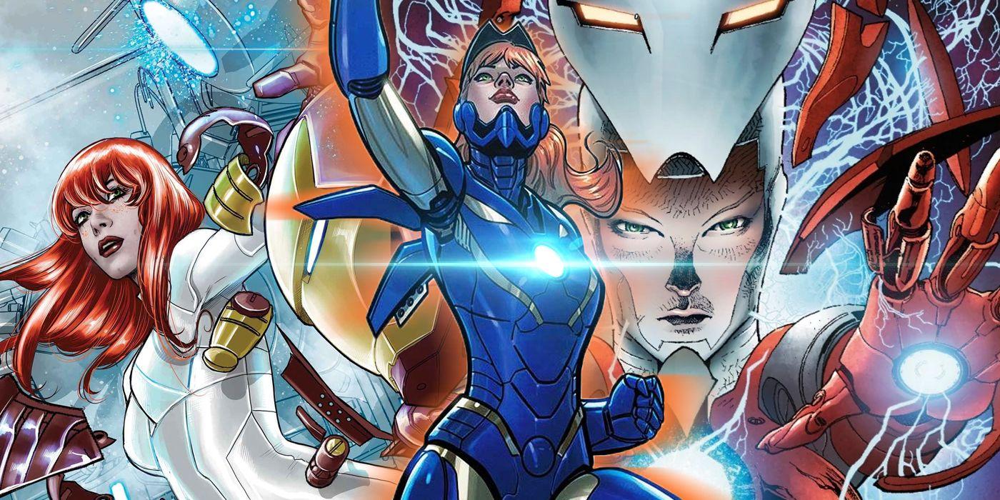 Iron Man: How Pepper Potts Became a Superhero