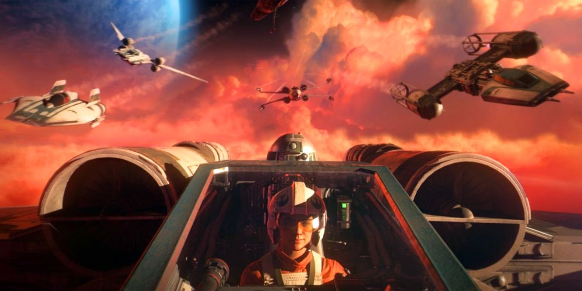 Star Wars: Squadrons Can Prove That EA Learned From ...