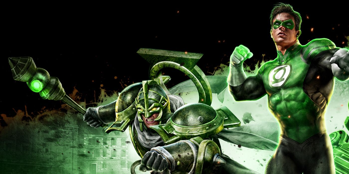Green Lantern: Who Is Earth-13's Arcane Mystical Protector?