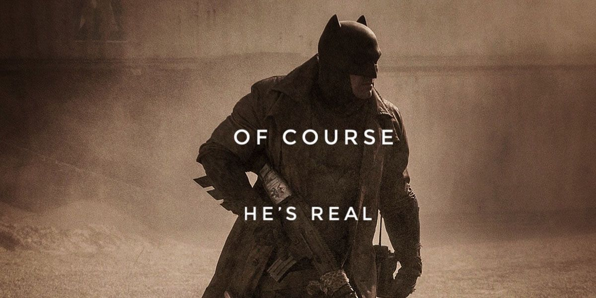 Zack Snyder Celebrates Dawn of Justice Ultimate Edition with Batman Poster