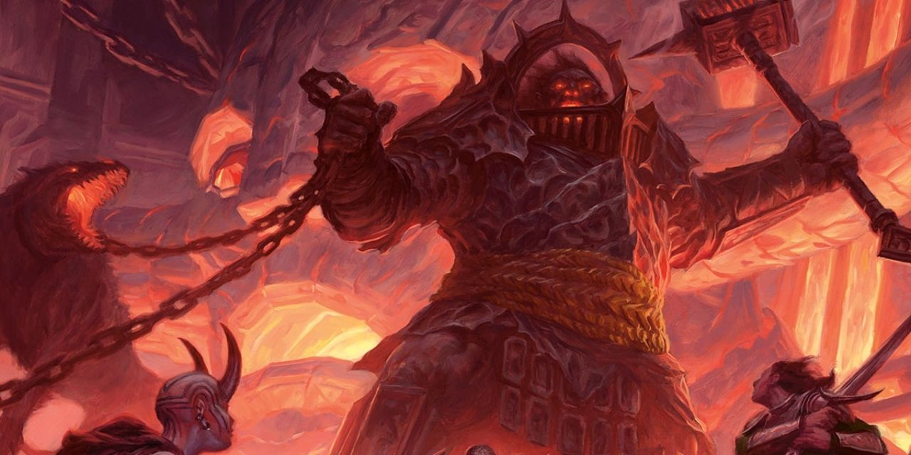Dungeons & Dragons: How to Design a Great Villain