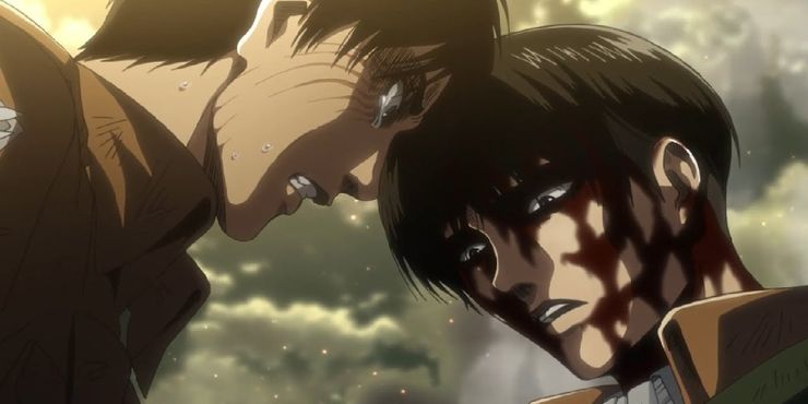 Attack On Titan How Levi S Tragic Backstory Changed Everything