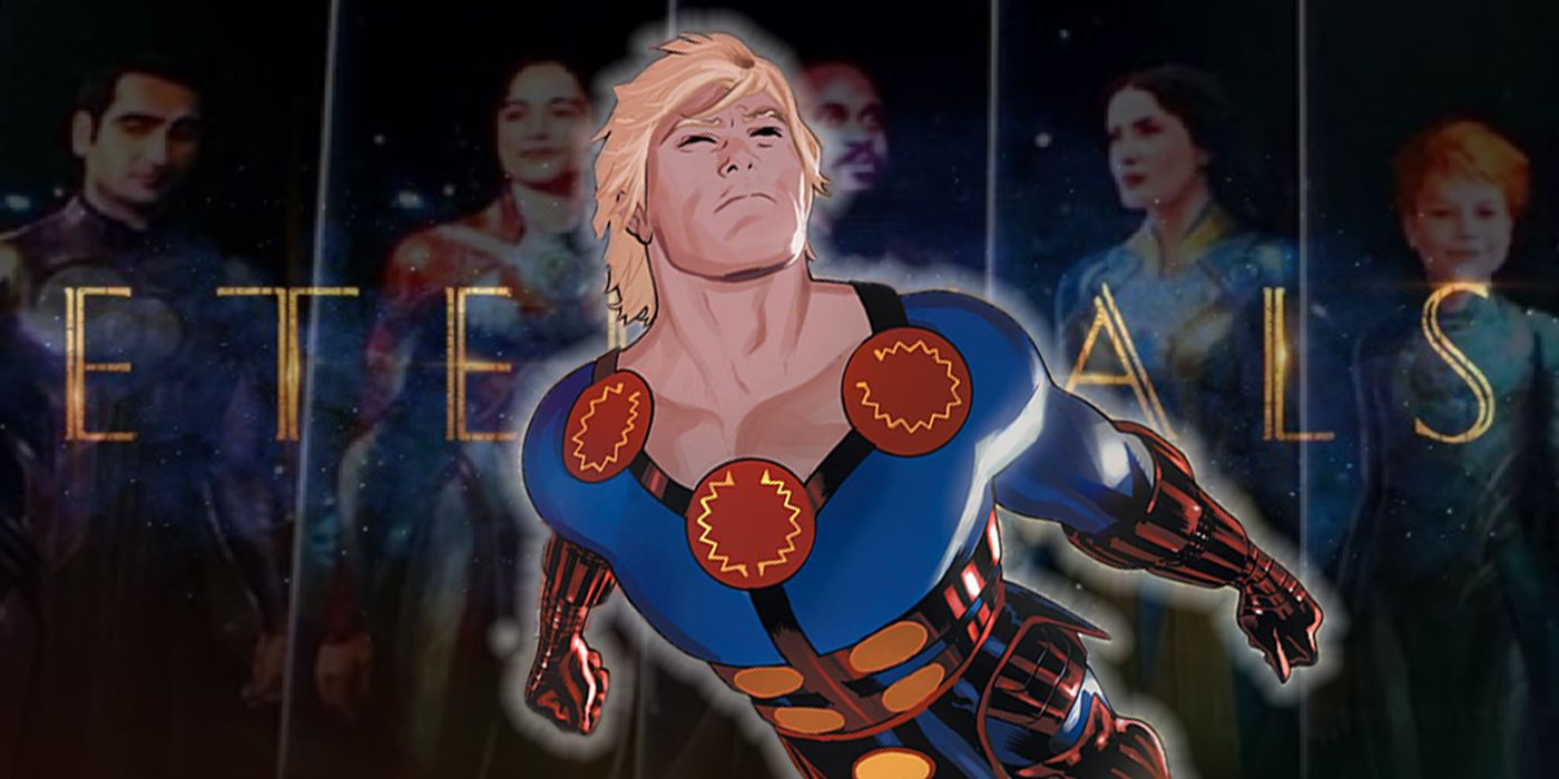 The Eternals Could Reveal the MCU's Secret History