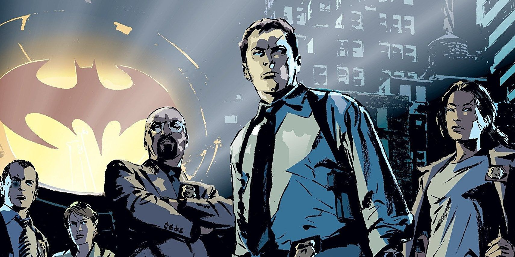 HBO Max's Batman Spinoff Isn't Gotham Central, May Center on James Gordon
