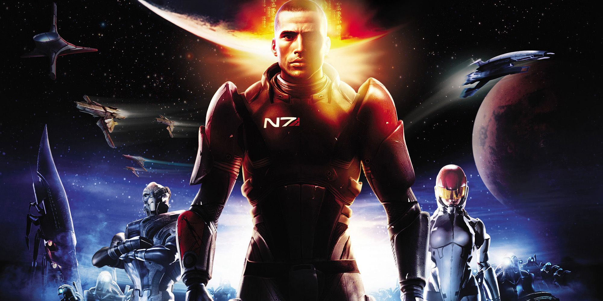 Mass Effect: Why The Next Game Should Explore The First Contact War