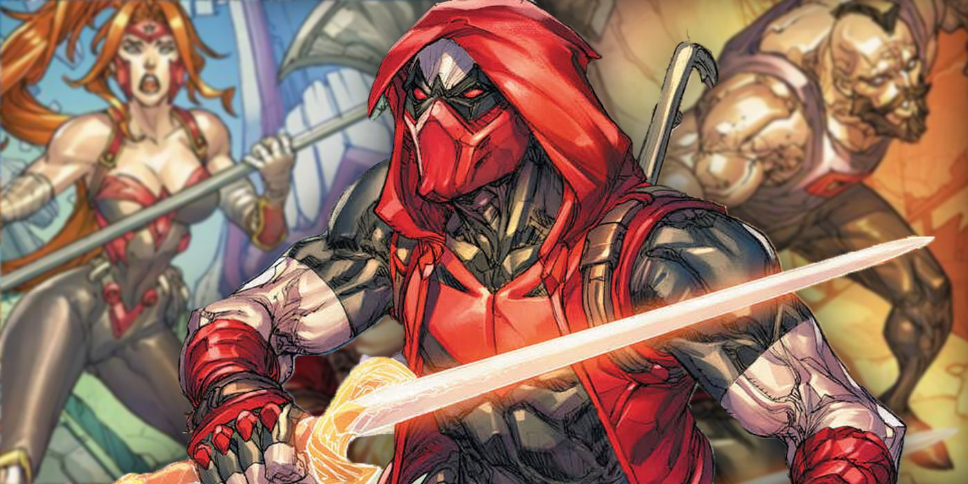 Red Hood Brings Back the New 52 Outlaws - But Are They Still Heroes?