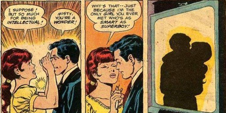 Superman Superboy Misty - Ranking de los 10 amores más grandes de Superman