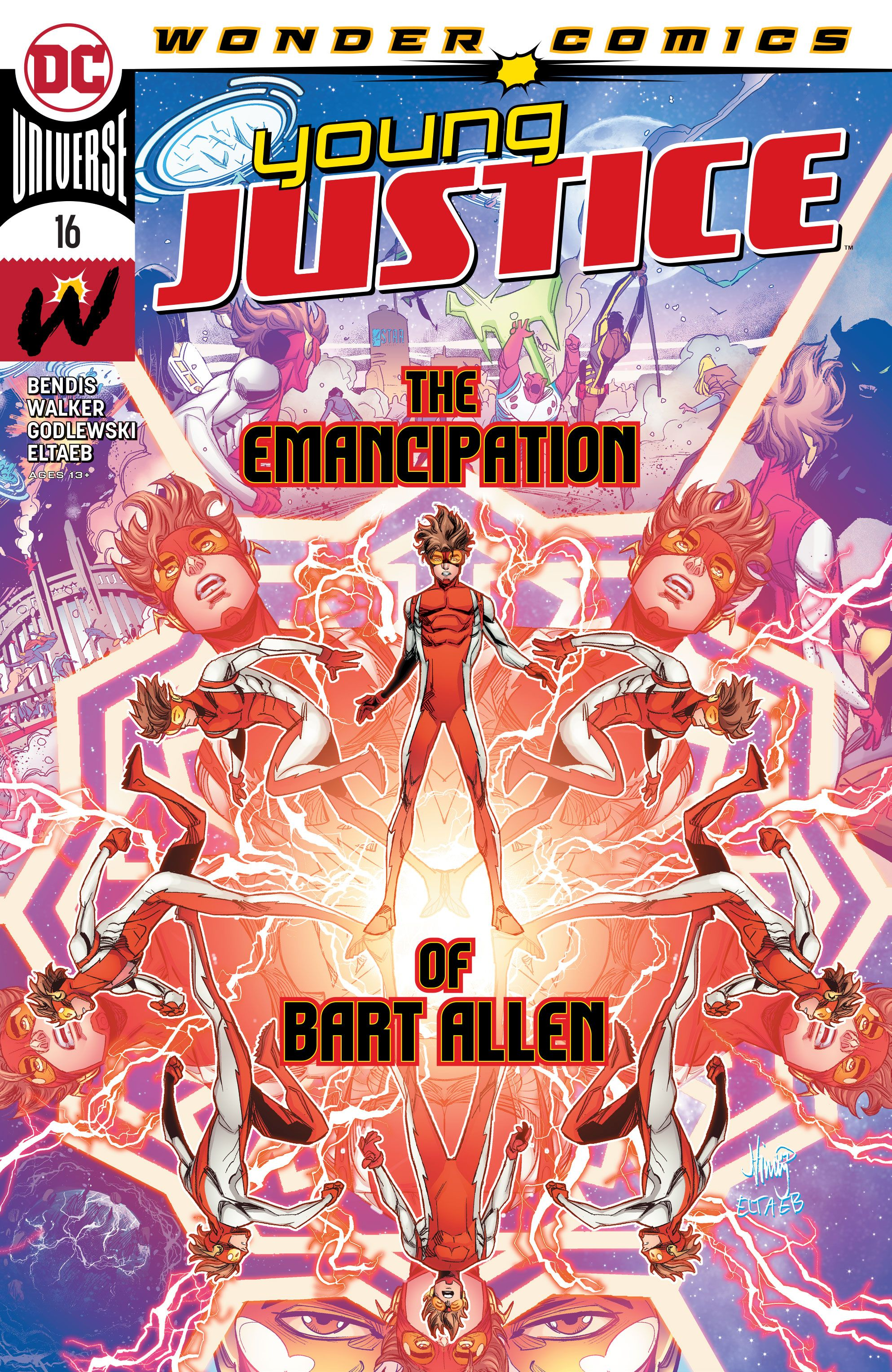 PREVIEW: Young Justice #16   CBR