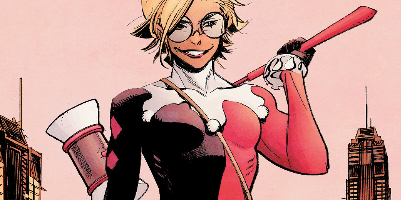 White Knight's Harley Quinn Sets Up Jason Todd's Return - And a New Dynamic Duo