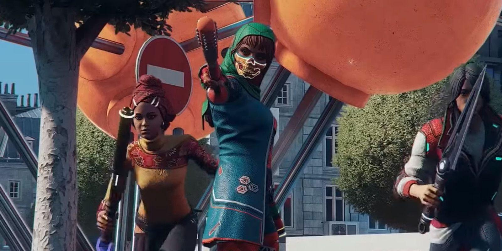 Hyper Scape: The Story Behind Ubisoft's Battle Royale, Explained