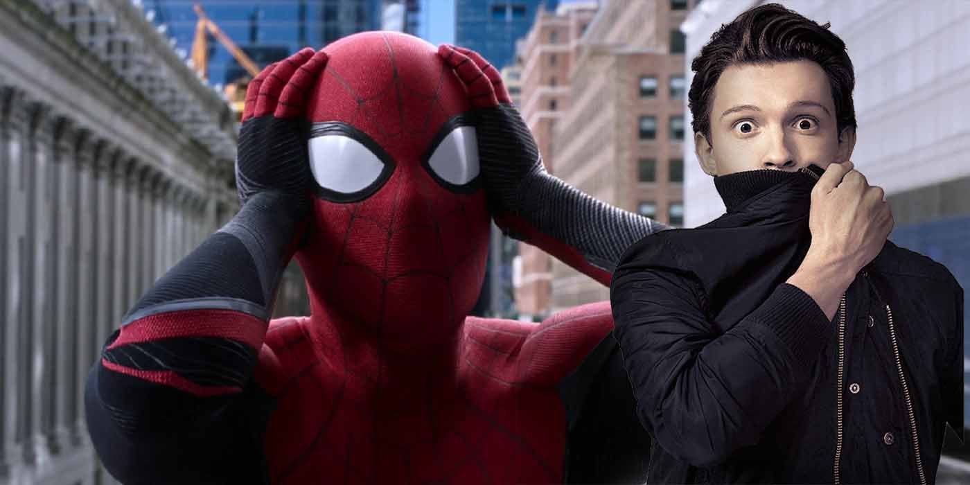 www.cbr.comSpider-Man 3: Tom Holland Receives Script, Promises Not To Spoil It
