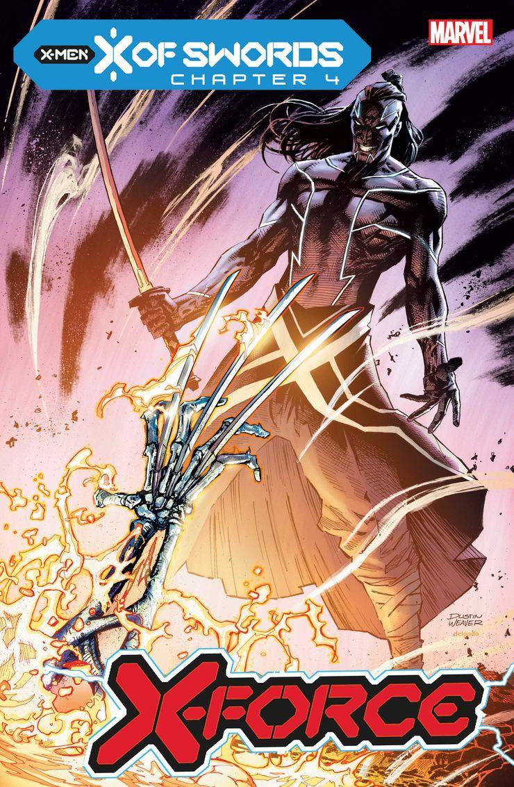 X Men Marvel Unveils October's X of Swords Covers   CBR