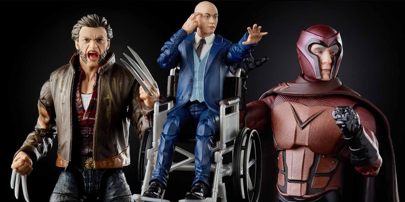 Hasbro Unveils Marvel Legends X-Men 20th Anniversary Figures