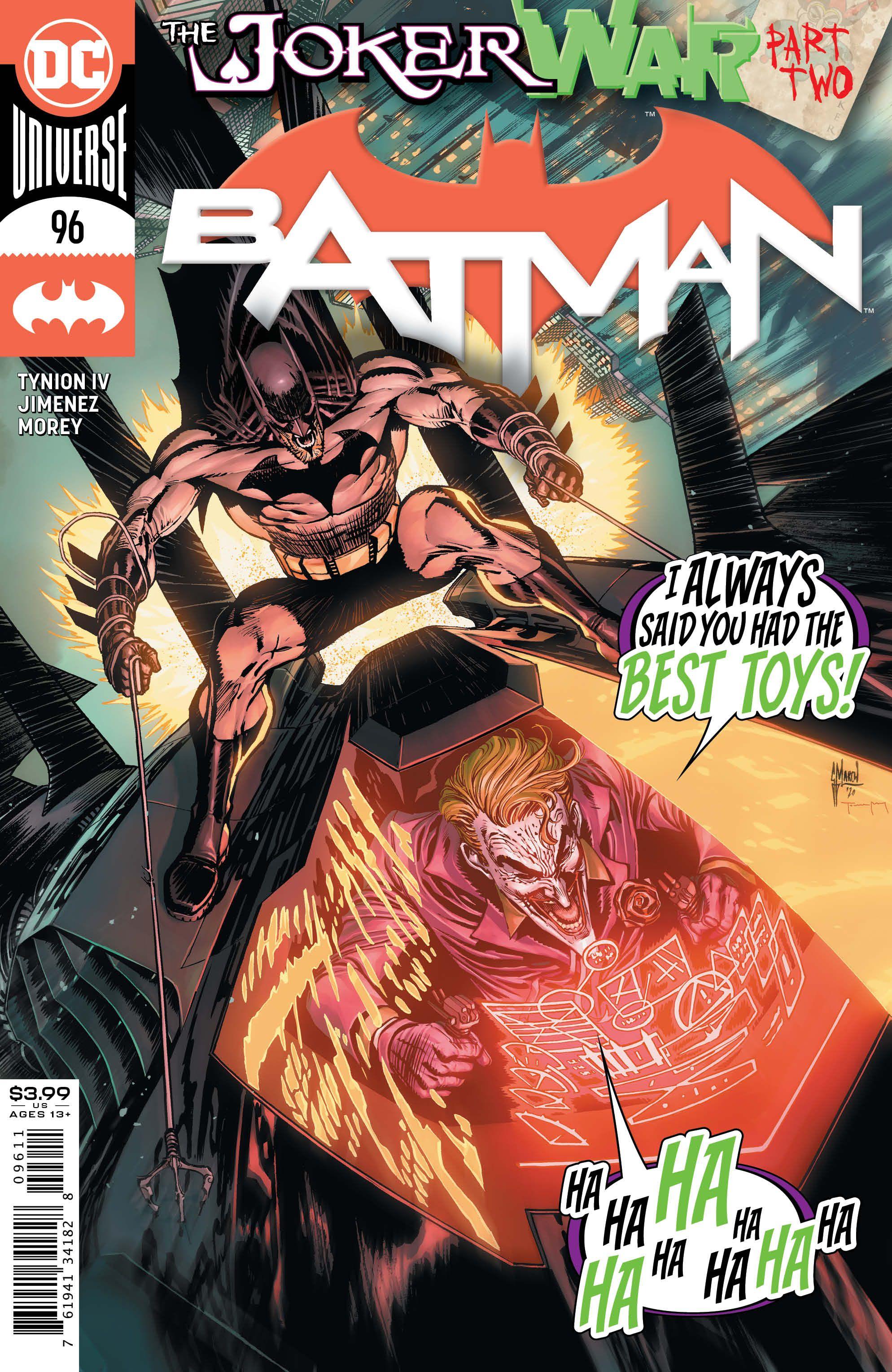 PREVIEW: Batman #96 | CBR
