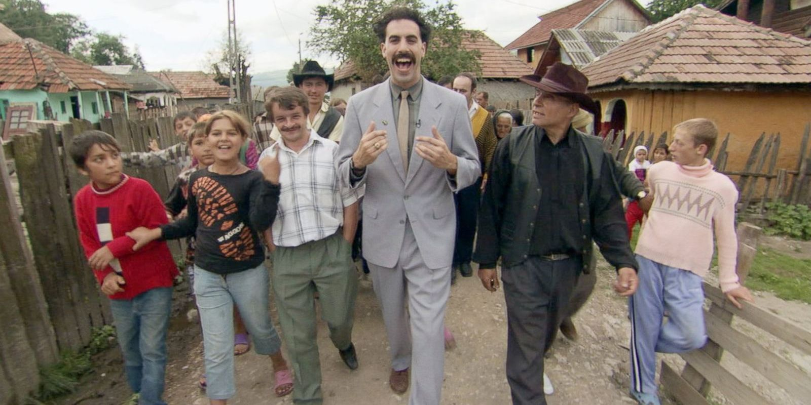 Is Sacha Baron Cohen as Borat 2 about to be released?