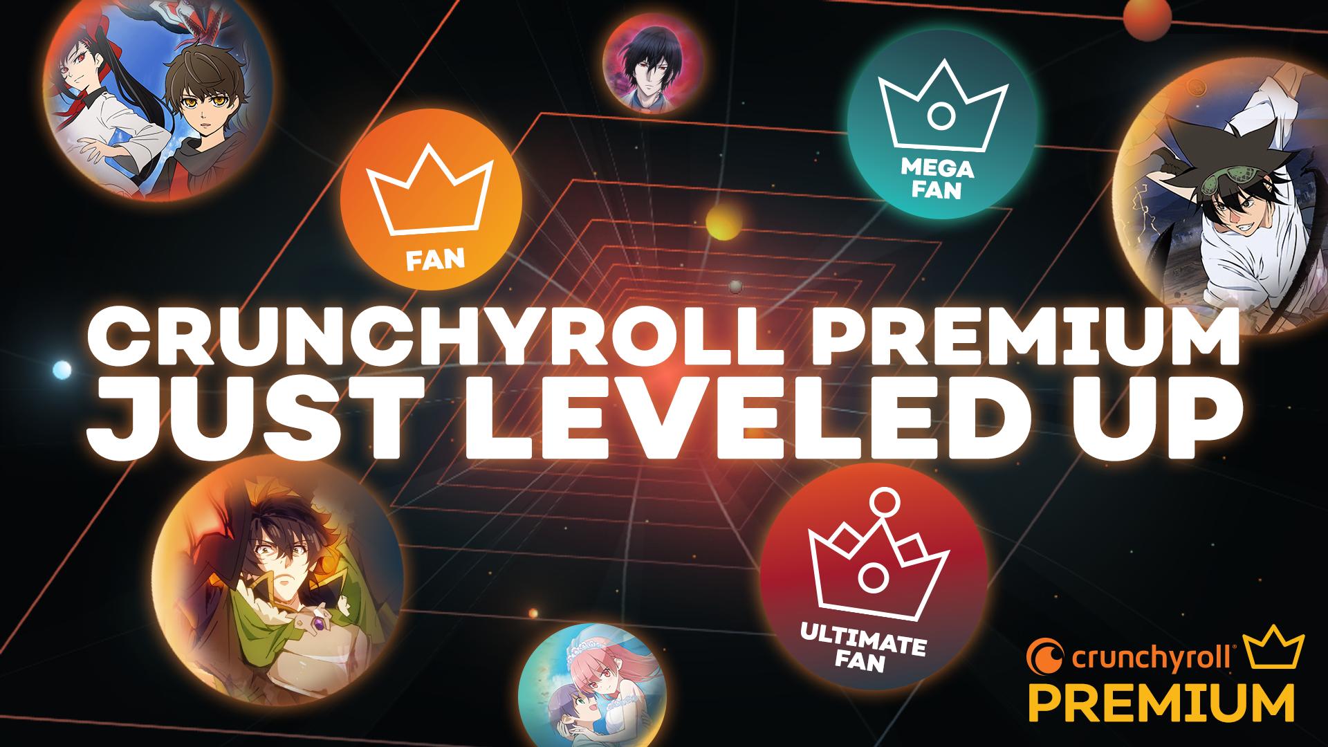 A nova associação em Níveis da Crunchyroll é um GRANDE passo em frente no combate à pirataria 1