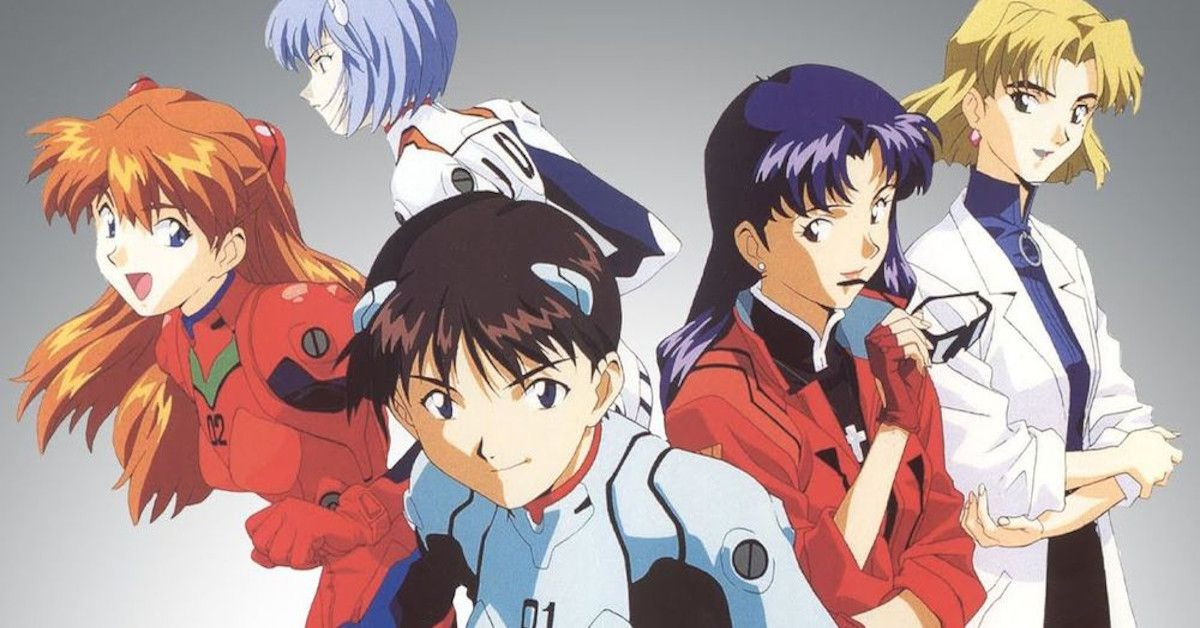 Neon Genesis Evangelion anime on Netflix reflects our
