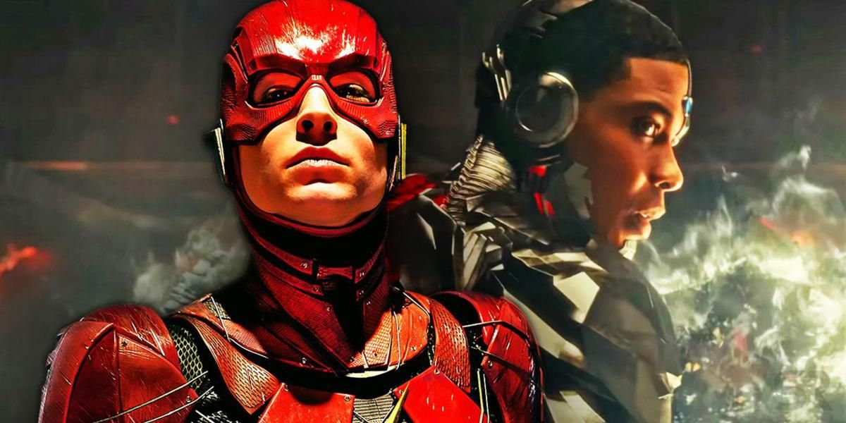 REPORT: Ray Fisher's Cyborg No Longer in The Flash