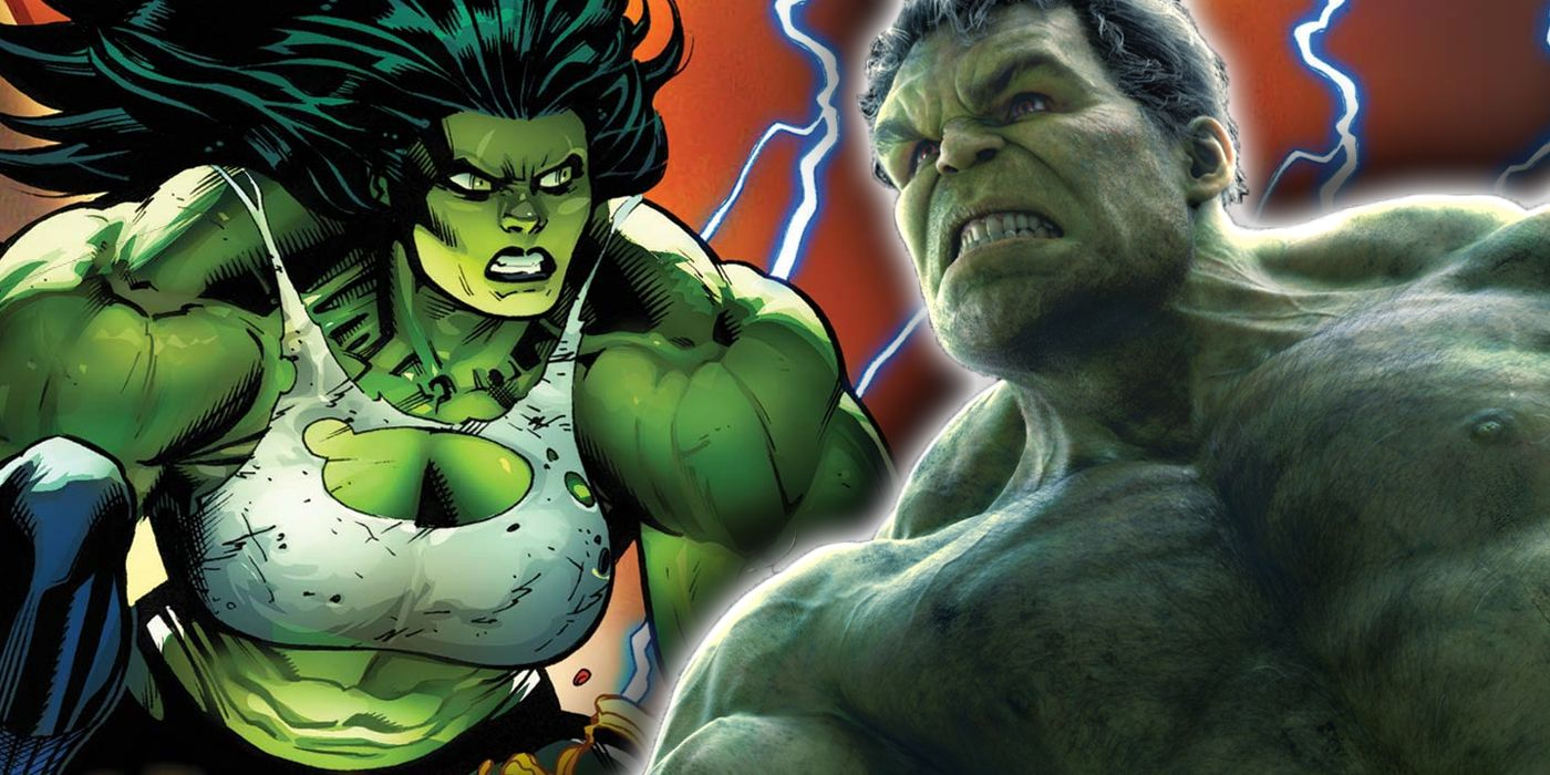 cbr.com on Flipboard: Avengers: She-Hulk Borrows a Page from Bruce Banner's  MCU Playbook