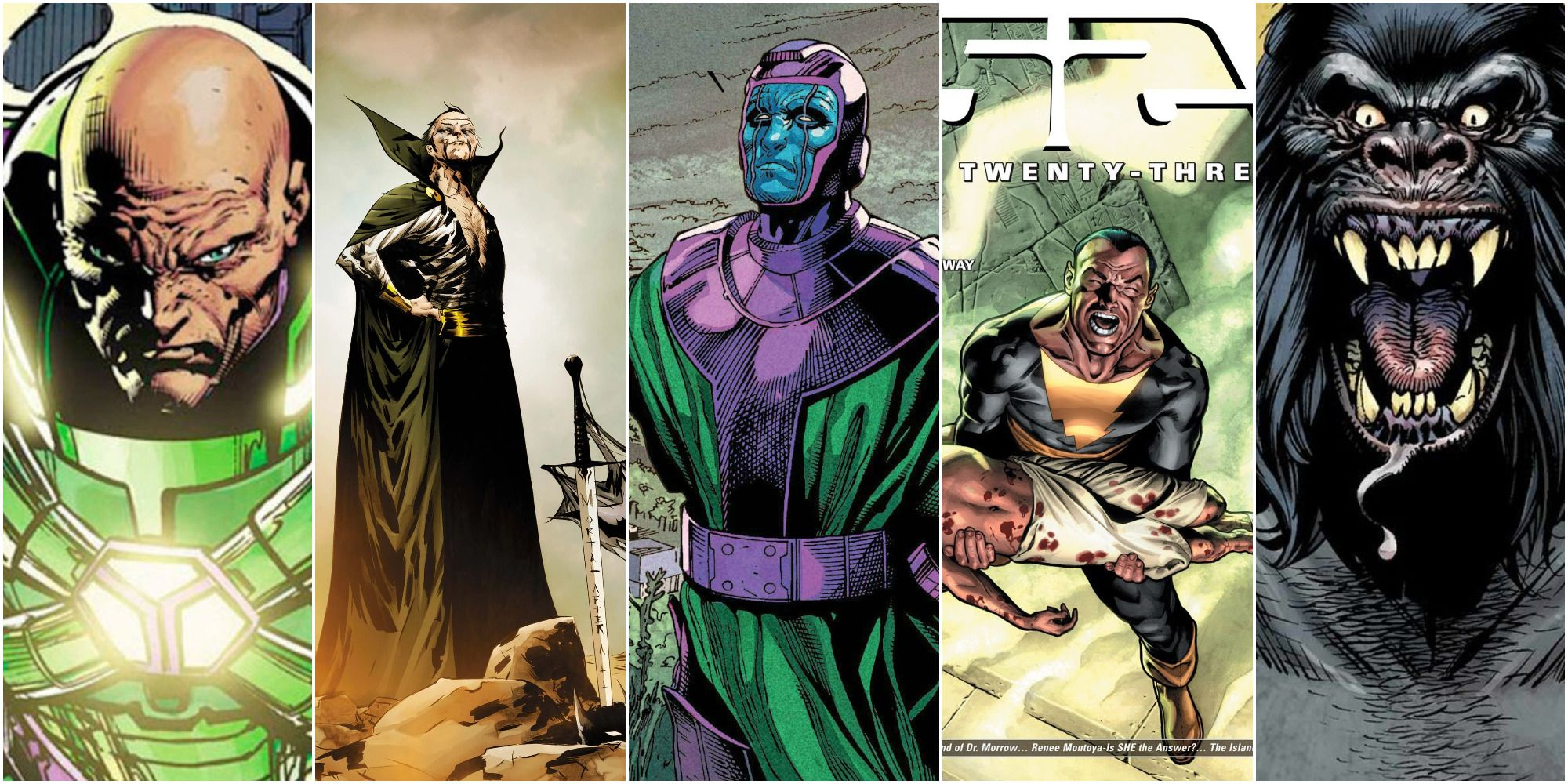 5 Villain We Want To See In The DCEU (& 5 We Dont)   CBR