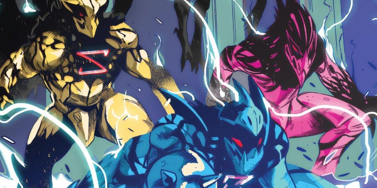 Power Rangers: Lord Zedd ESTÁ DE VOLTA - E Isso Muda Tudo 2