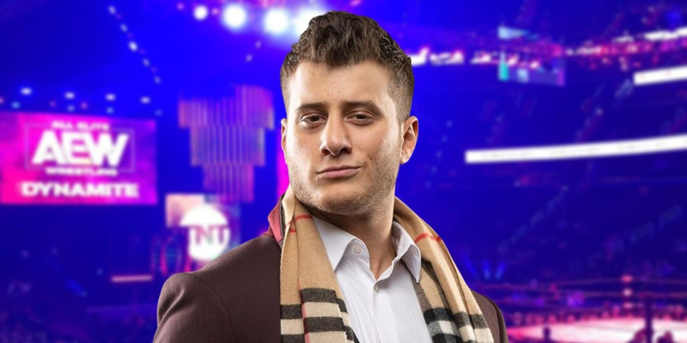 MJF Is Right: AEW Has a Worsening WWE Cast-Off Problem