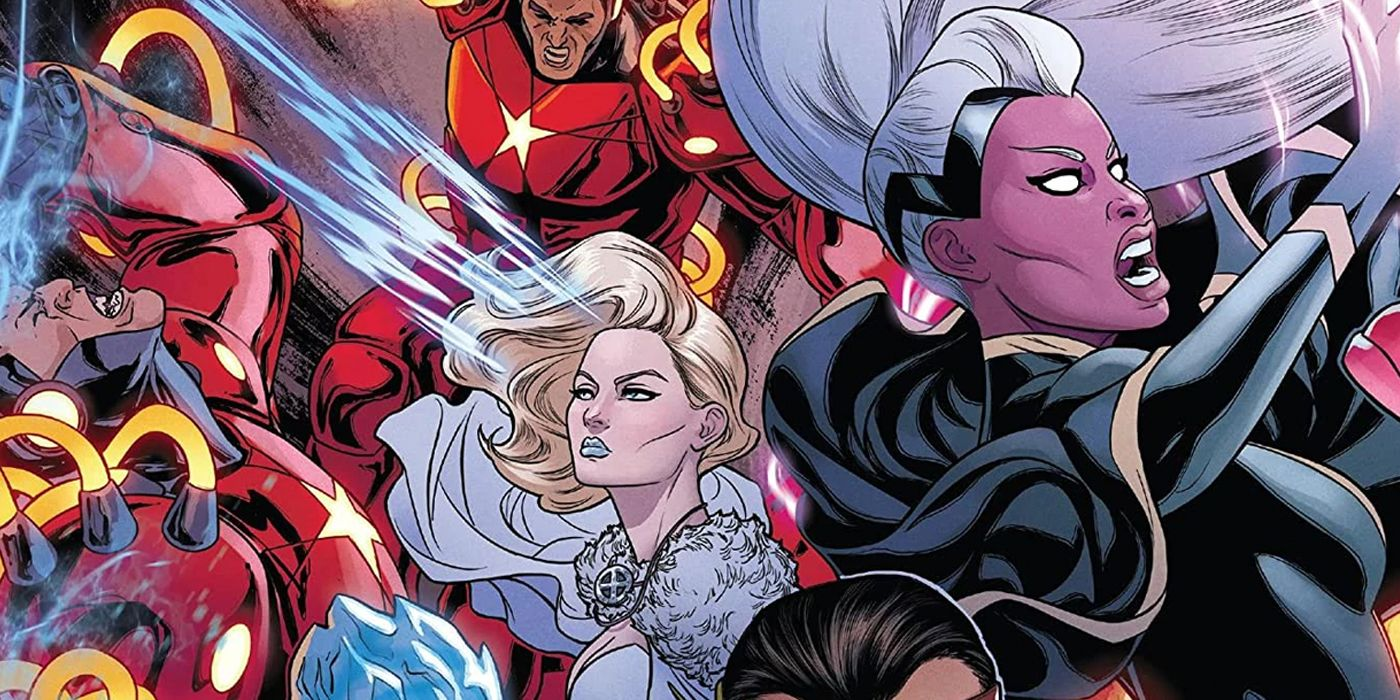 X-Men: [SPOILER] Is Back With a BOLD New Motto