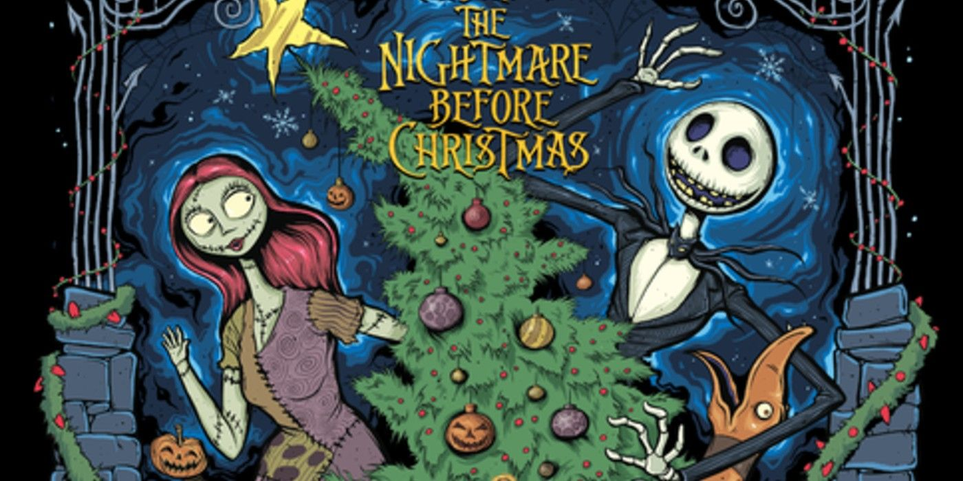 The Nightmare Before Christmas Read Along Book 2020 Tim Burton's The Nightmare Before Christmas Gets a Ghoulish Pop Up