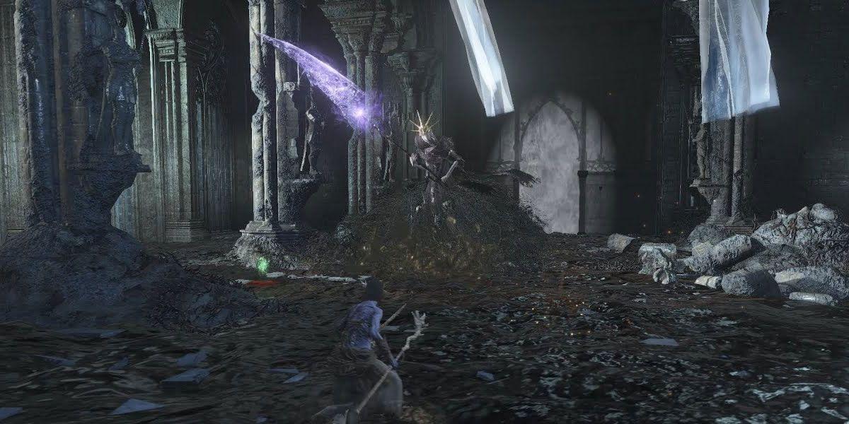 Dark Souls Anatomy: Aldrich Devorador dos Deuses é mais do que uma poça de gosma 1