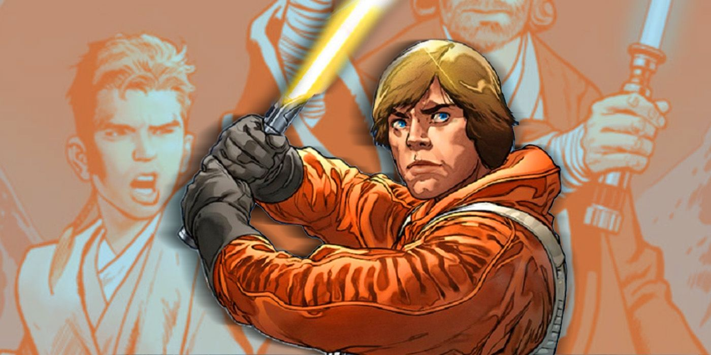 Star Wars Reveals the WEIRDEST Difference Between Luke and Anakin