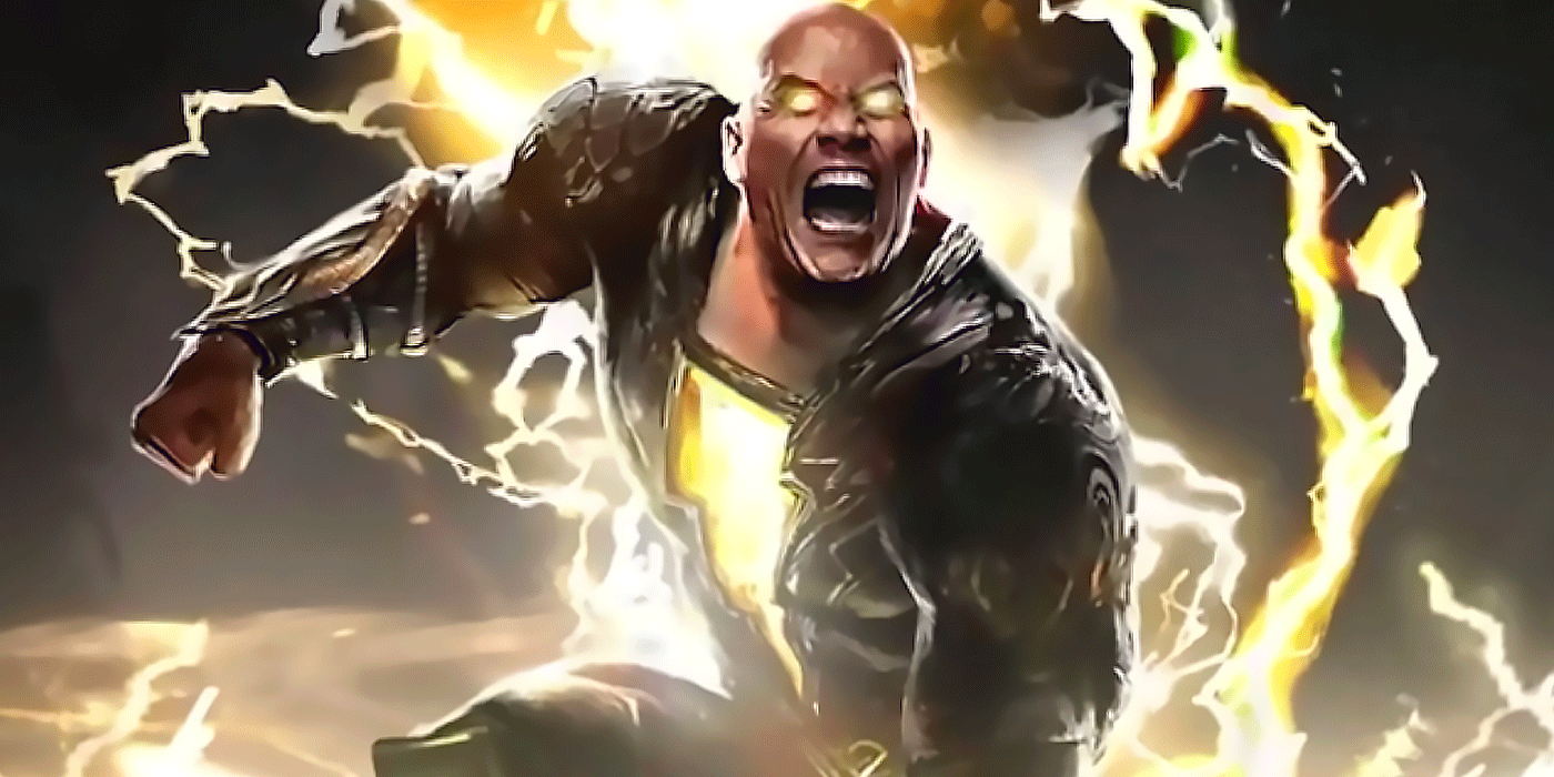 Black Adam: The Rock Goes Full Quadzilla as Production Nears