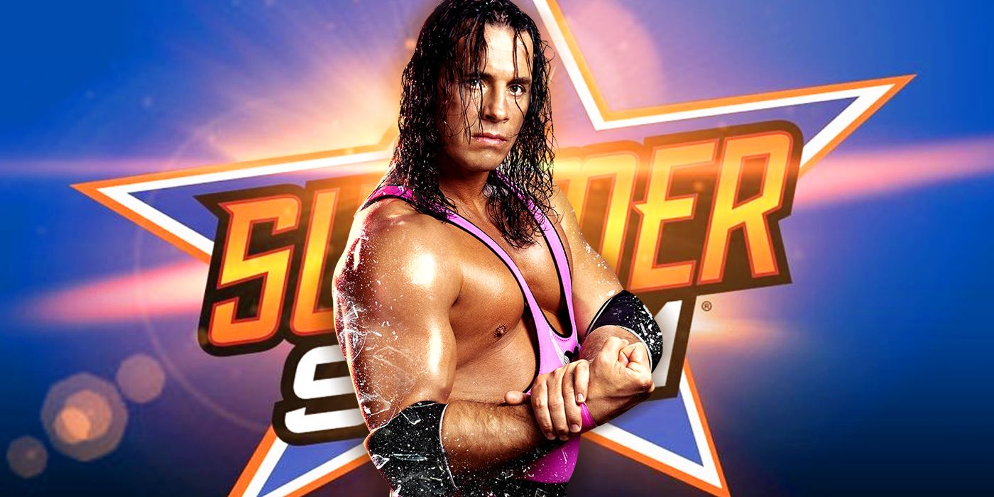 WWE: 5 Wrestlers Who Should Be Considered as 'Mr. SummerSlam'