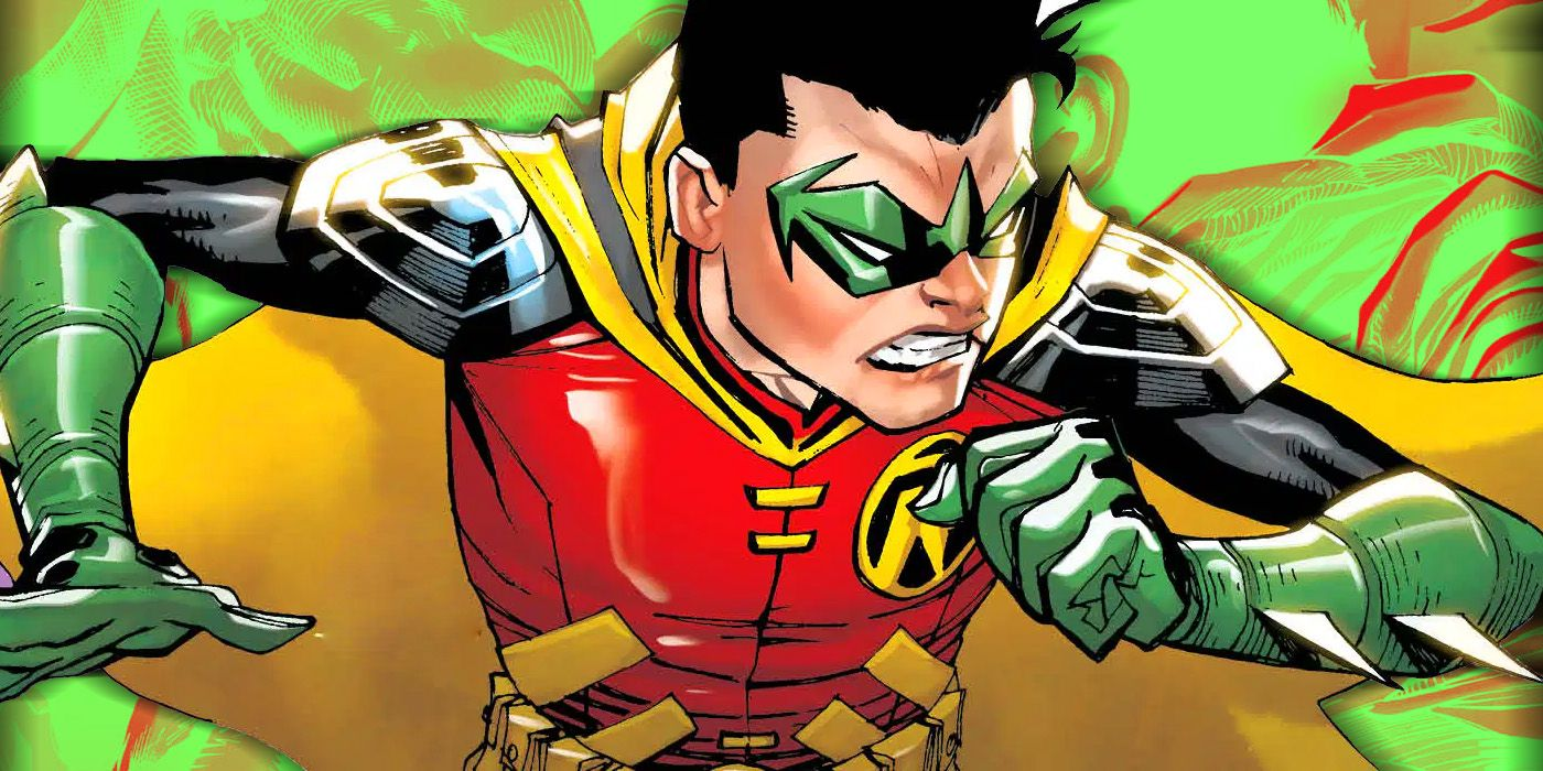 Damian Wayne Just Won His Two Biggest Fights - and It Cost Him EVERYTHING