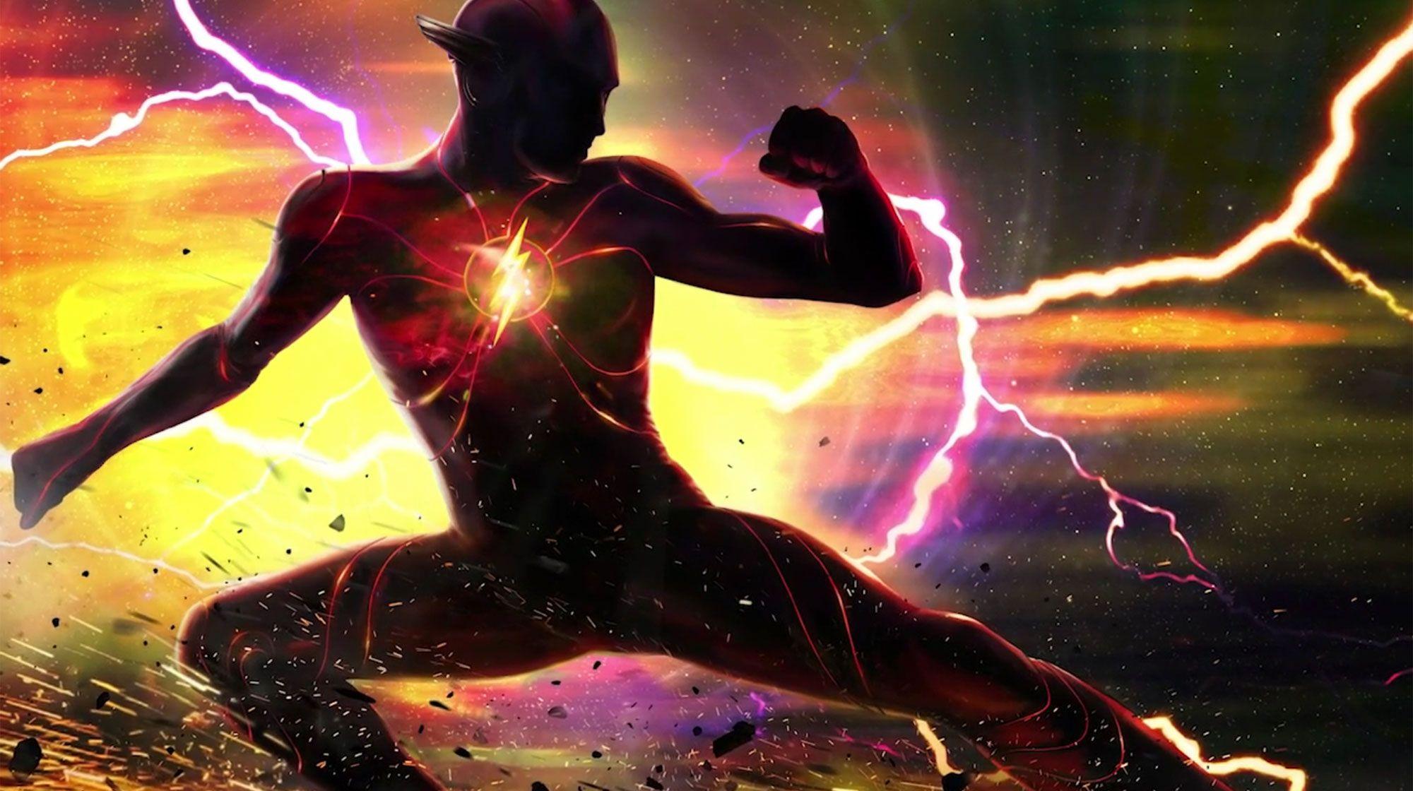 O Flash: o novo traje de Ezra Miller feito pelo Batman revelado em uma impressionante arte conceitual 2