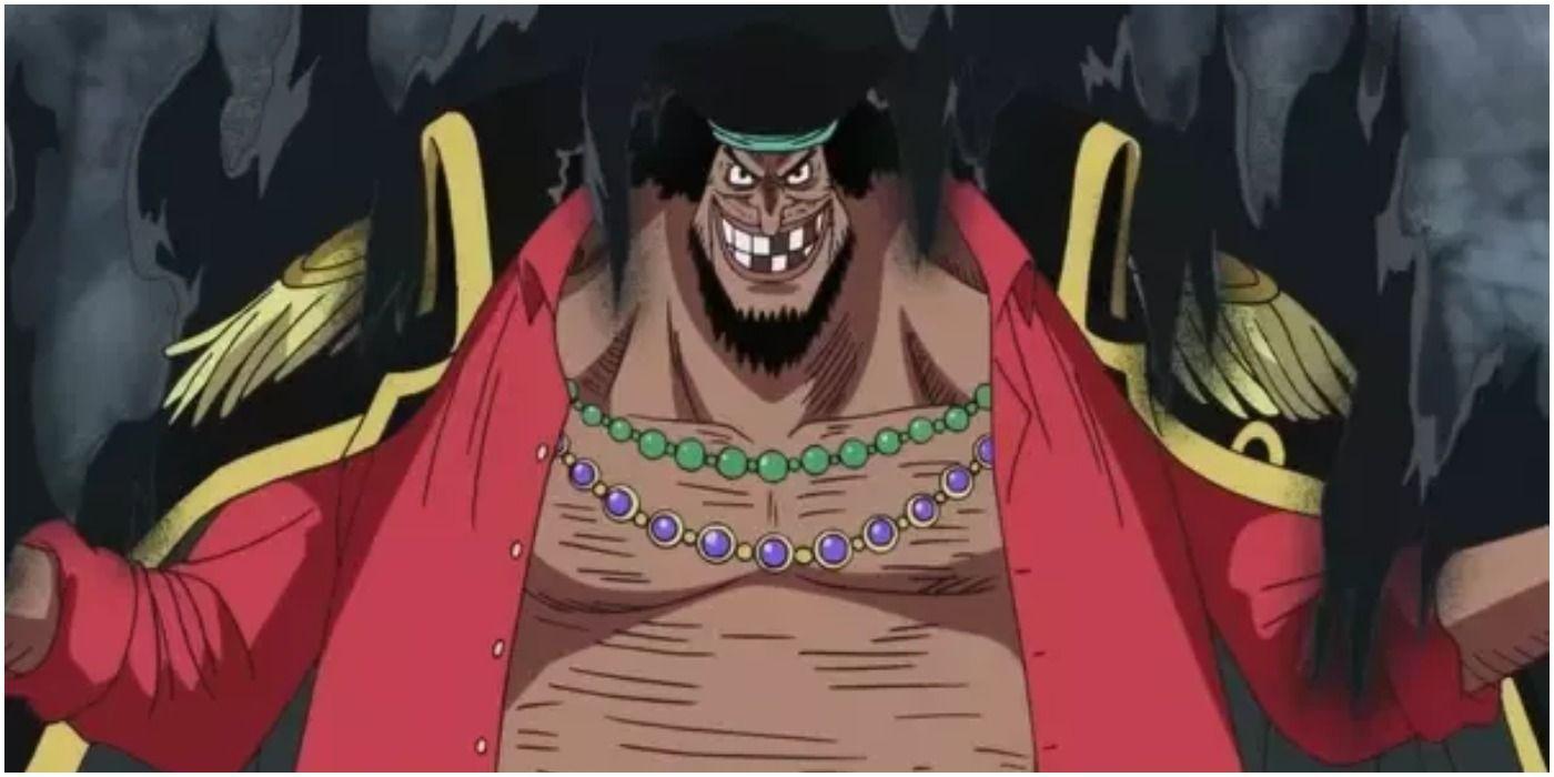 One Piece: A Recompensa conhecida de todos os piratas do Barba Negra, classificada do mais baixo ao mais alto 5