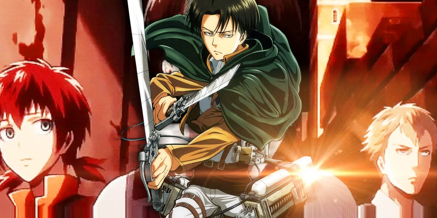 Attack on Titan: How Levi's Tragic Backstory Changed ...