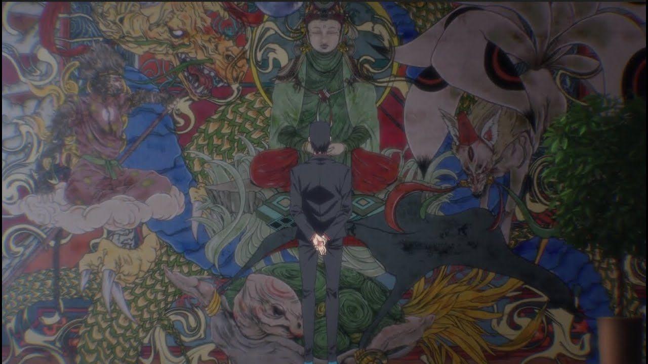 O The God of High School 'Deus do Ensino Médio' Torna Sua Conexão com a Dragon Ball Inconfundível 2